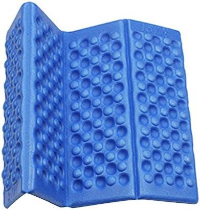 MTT Outdoor Portable Plegable EVA Foam Impermeable y a Prueba de Humedad Coj/ín de jard/ín Asiento Coj/ín Silla Peso Ligero