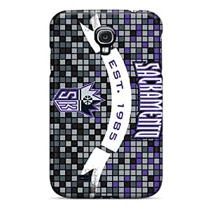 Awesome Case Cover/galaxy S4 Defender Case Cover(sacramento Kings)