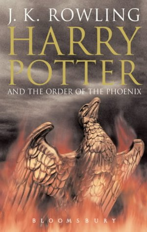 Harry Potter and the Order of the Phoenix (Book 5) [Adult Ed...