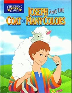 Joseph and the Coat of Many Colors: Lavinia Derwent: 9780590085519 ...