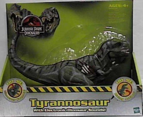 Not Jurassic park dinosaur toys that interrupt
