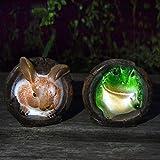 Solar Figurine Lights Outdoor, Solar Animal