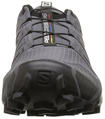 Salomon Men's Speedcross 4 Trail Runner, Dark Cloud, 7.5 M US by Salomon (Image #4)