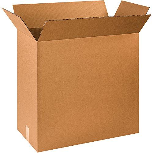 - BOX USA B241224 Corrugated Boxes, 24