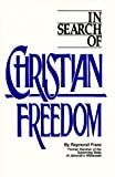 img - for In Search of Christian Freedom book / textbook / text book