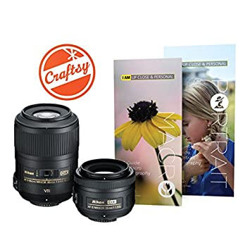 Review Nikon Macro and Portrait
