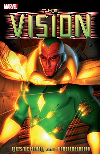 Vision: Yesterday & Tomorrow (Avengers Icons: Vision (2002))
