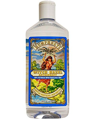 el Astringent 100% All Natural Witch Hazel 16 Ounce ()