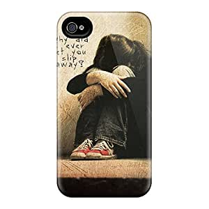 Durable Protector Case Cover With Why Hot Design For Iphone 4/4s