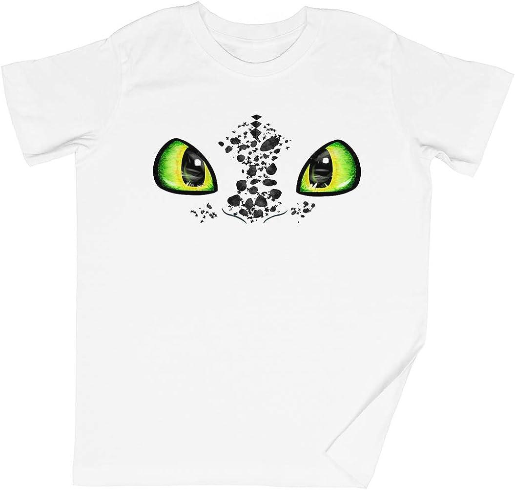 Sin Dientes Blanca Niños Chicos Chicas Camiseta Unisexo White ...