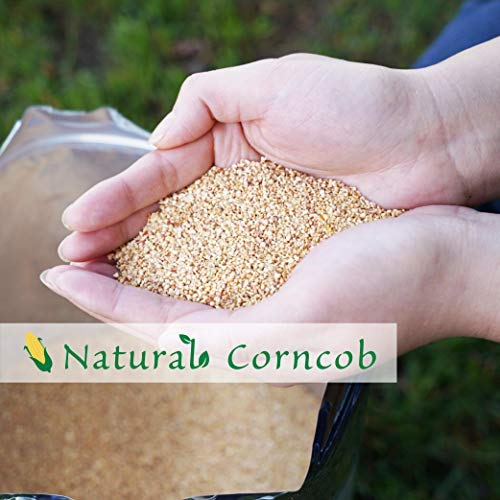 NonScents Non-Clumping Natural Corn Cob Cat Litter Odor Control Technology, Fragrance-free