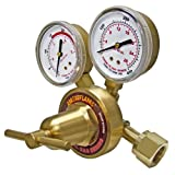 51YCUypcjGL. SL160  - Ameriflame R360-300 Heavy Duty Single Stage Acetylene Regulator with CGA300 Inlet