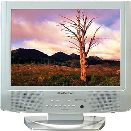 Sylvania 6620LDF 20 Inch ED Ready Flat Panel LCD TV DVD Combo