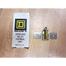New Square D A.86 overload heater element