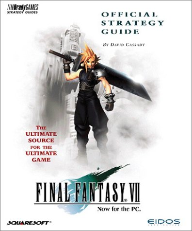 Final Fantasy VII Official Strategy Guide (Official Strategy Guides) (v. 2)