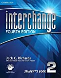 Interchange Level 2 Student's Book with Self-study DVD-ROM. 4th ed. (Interchange Fourth Edition)