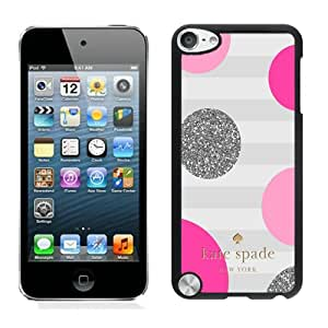 Recommend Custom Design Ipod Touch 5 Case Kate Spade New York Customized Phone Case For iPod Touch 5 Case 56 Black