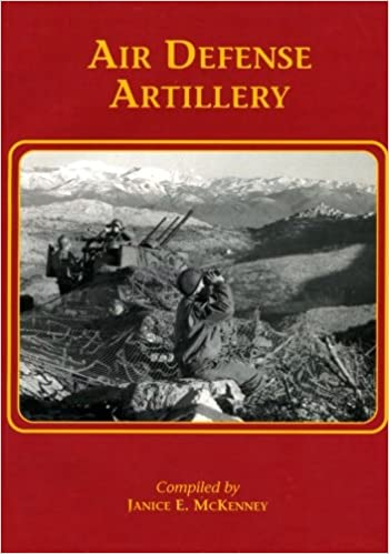 Air Defense Artillery Poster