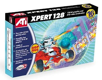 ATI XPERT 128 DESCARGAR DRIVER