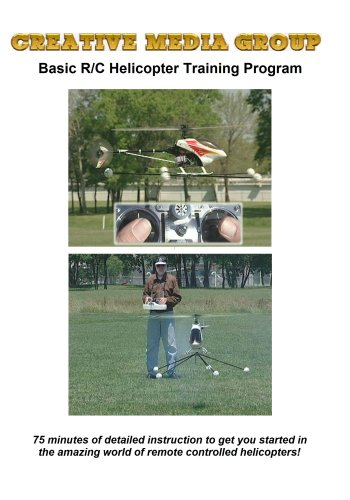 Rc Helicopter Dvd - Basic RC Helicopter Training Program