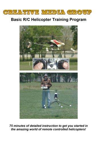 Basic RC Helicopter Training Program