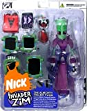 Distributoys Invader Zim Almighty Tallest Purple