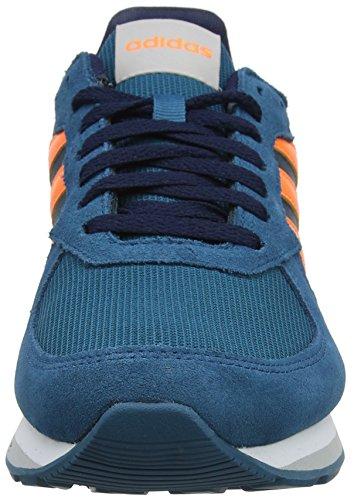 Homme real Course S18 Rsolution Pour Orange Haute Adidas Navy Collegiate Chaussures Pied Teal De 8k Bleu wO8qqYt1Hx