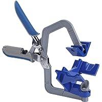 Clipe de canto, durável, multifuncional, conveniente braçadeira de ângulo reto com ângulos de 90 graus e juntas em T…