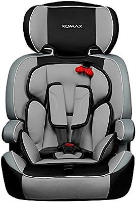 XOMAX XM-K3 + silla de coche para niños + Grupo I/II/III (9-36