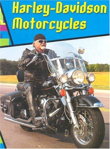 Harley-Davidson Motorcycles (Wild Rides!)