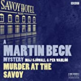 Front cover for the book Murder at the Savoy by Maj Sjöwall