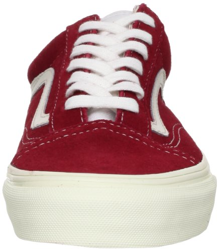Rouge mode Baskets Tone adulte Old School mixte U Vans 2 Az4Rqq