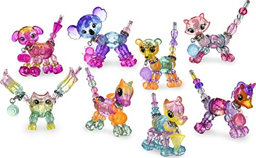 Twisty Petz, Series 3 Ombre 8-Pack, Collectible Bracelet Gift Set for Kids Aged 4 and Up