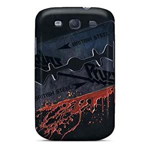 Samsung Galaxy S3 Nro19077EzGn Allow Personal Design Nice Judas Priest Band Skin Shock Absorption Hard Phone Cover -AshleySimms