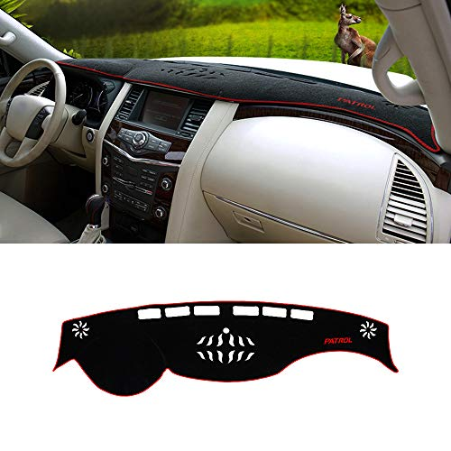Amazon.com: YaLumei Car Dashboard Center Console Cover ...