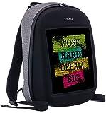 XBAG LED Backpack Customizable Led Screen Hard Case