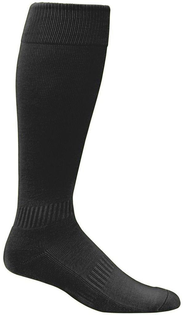 Augusta Sportswear Elite multi-sportソックス7 – 9 B00HLFLHBS Small|ブラック ブラック Small