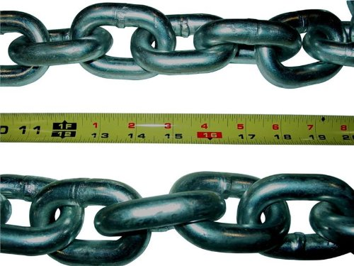 Valor Fitness LC-53 Lifting Chains, 53-Pound by Valor Fitness