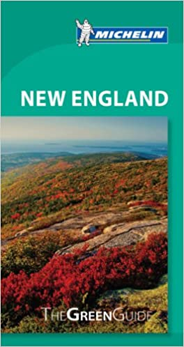 Book New England Green Guide (Michelin Green Guides)