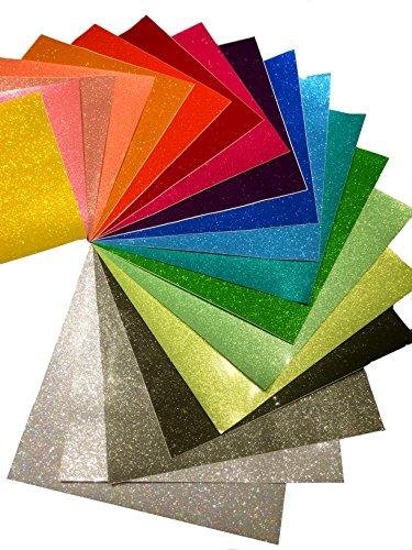 premium-glitter-sampler-pack-of-19-each-sheet-12-x-12-of-glitter-vinyl-adhesive-sheets-bundle-for-cr
