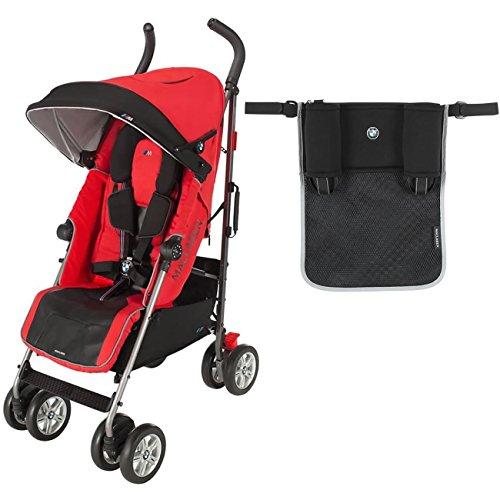 Bmw Stroller Pram - 9