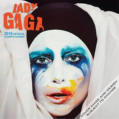 Lady Gaga 2016 Calendar