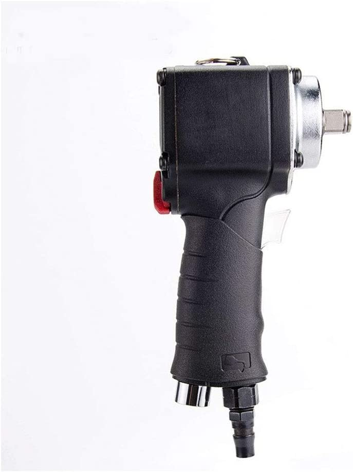 Wind Wrench Tool Mini Short Shaft Wind Wrench High Torque 1//2 Industrial Pneumatic Wrench