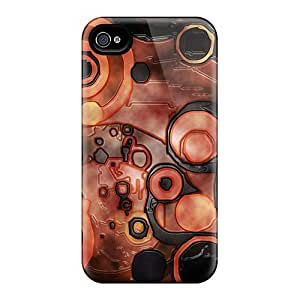 BretPrice Iphone 5/5s Well-designed Hard Case Cover Lava Protector