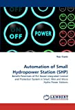 Automation of Small Hydropower Station, Raju Gupta, 3838391284