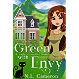 Green with Envy: A Heather's Forge Cozy Mystery, Book 1