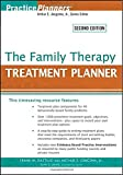 img - for The Family Therapy Treatment Planner by Frank M. Dattilio (2010-02-08) book / textbook / text book