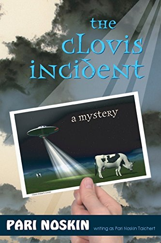 The Clovis Incident (Sasha Solomon Mysteries Book 1)