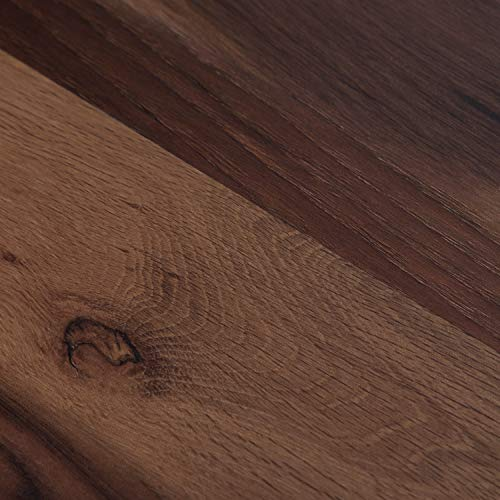 Russ160 Natural Path 6 x 48 Luxury Vinyl Plank Flooring (39.97 sq. ft/Box) American Walnut