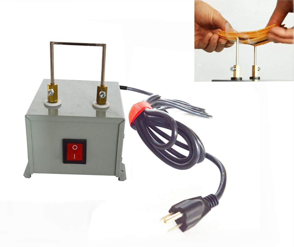 INTBUYING Ribbon Hot Knife Rope Foam Cutter Electric Heating Knife Cutting Machine by INTBUYING
